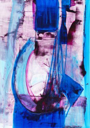 Grecian_Blue  20x30cm-€80